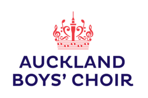 Auckland Boys' Choir brand and logo designed by Angle Limited
