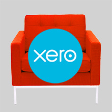 Angle Red Chair Siobhan Warren, Global Graduate Experience Manager, Xero
