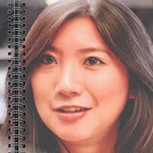 Attracting London lawyers BLP brochure spread