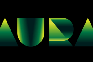 Aura brand and logo designed by Angle limited