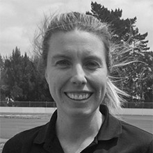 Catherine O'Sullivan Club Development Manager Athletics New Zealand client of Angle Limited Auckland