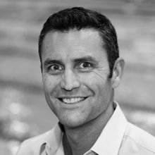 Christian Renford, CEO Swimming New Zealand