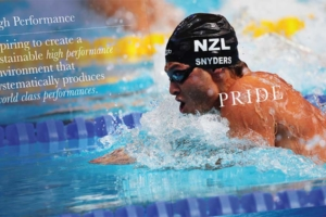 swimming new zealand Annual report design by angle limited - feature image