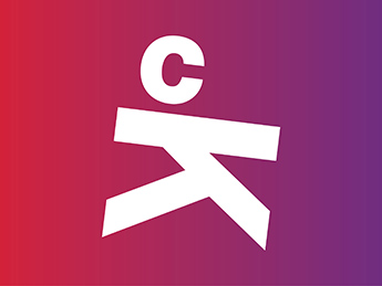 Angle Limited Auckland Branding services Brand identity example Cure Kids logo and brand identity design