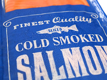 Angle Limited Auckland Packaging design services Primary Select smoked salmon pack example
