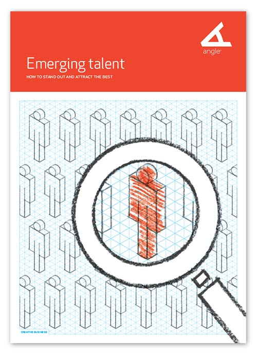Angle Limited Emerging Talent brochure