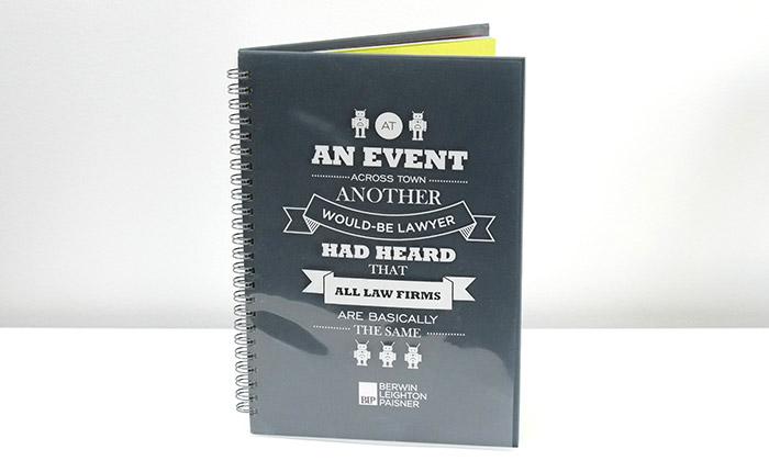 BLP brochure cover
