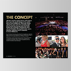 Boxing proposal designed by Angle Limited