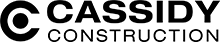 Cassidy Construction logo