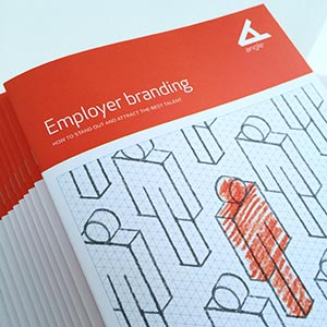 Employer branding brochure by Angle Limited