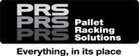 Pallet Racking Solutions logo – client of Angle Limited, branding agency Auckland