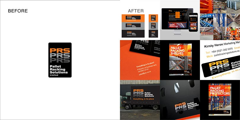 Rebranding by Angle Limited Auckland for Farmlands Mathias International