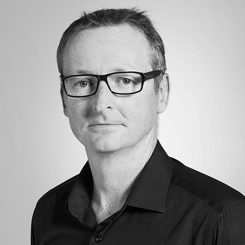 Rob Holloway Creative Director of Auckland branding agency Angle Limited